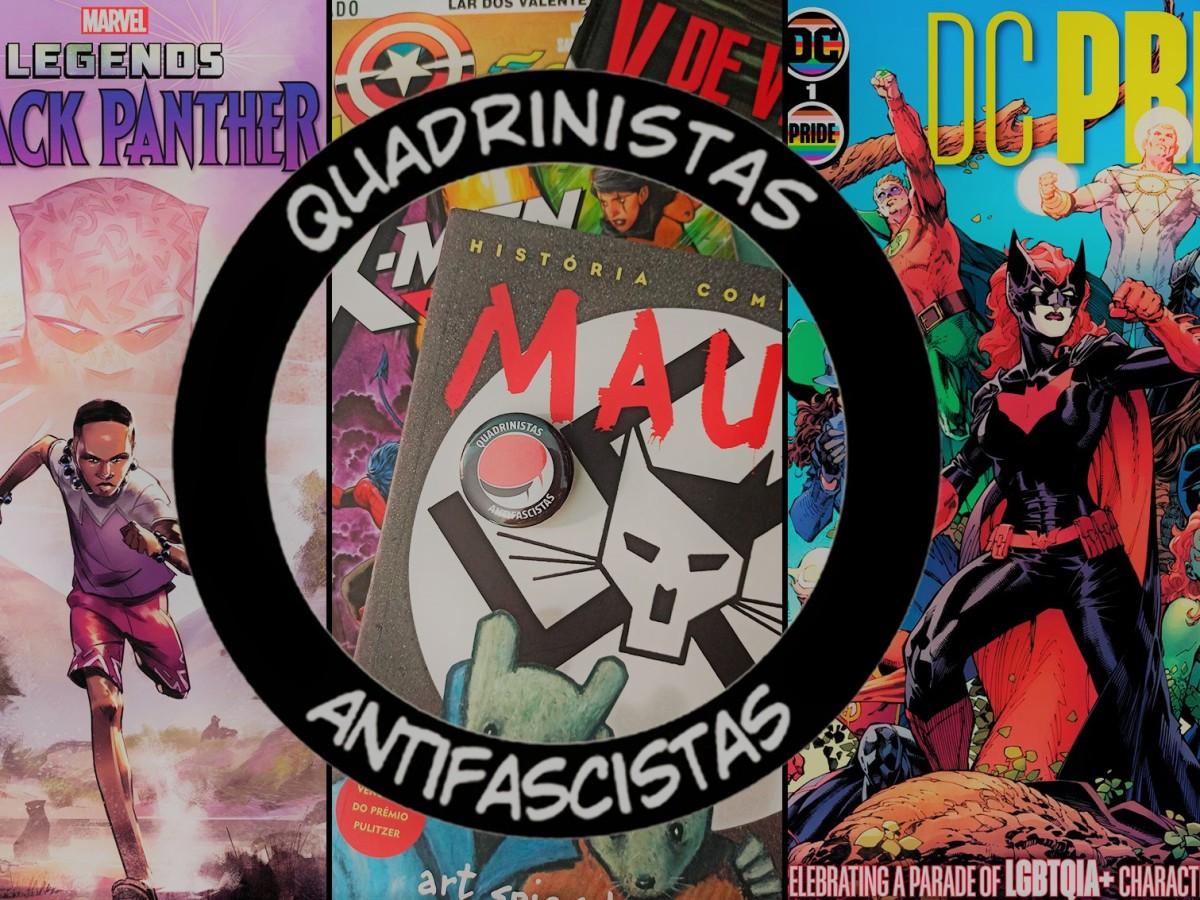 Quadrinhos e politica